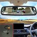 Дюйма 1 Автостоянка Помощь 5 дюймов Автомобиль Зеркало Заднего Вида Монитор + автомобиль Обращая Резервную Камеру Для Renault Duster/Dacia Duster