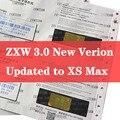 ZXW3.0 командное программное обеспечение цифровой код авторизации Zillion XSmax схема рабочего программного обеспечения для iPhone iPad Samsung millet logic