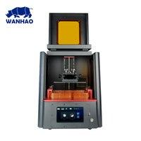 2019 NEW DLP SLA 3D Printer Machine Wanhao Duplicator 8 UV Resin 3D Printer With Touch Screen WIFI Dental Jewelry 3D Printer