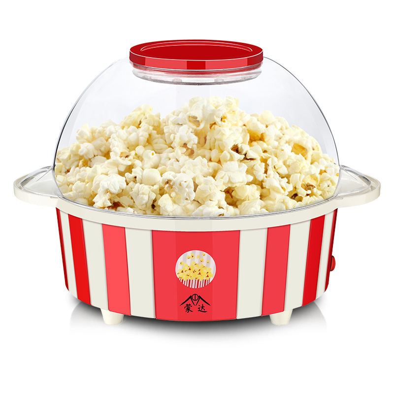 MP-100 Large-capacity Automatic Popcorn Maker Machine Electric Microwave Popcorn Machine Can Put Sweet Oil  with Corn Popsicles pop 06 economic popcorn maker commercial popcorn machine with cart