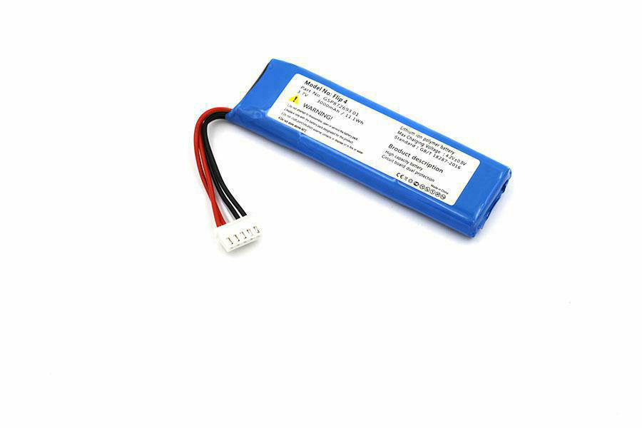 Gololoo 3,7 V GSP872693 01 Сменный аккумулятор для Flip 4 Flip4 специальное издание Bluetooth беспроводной динамик