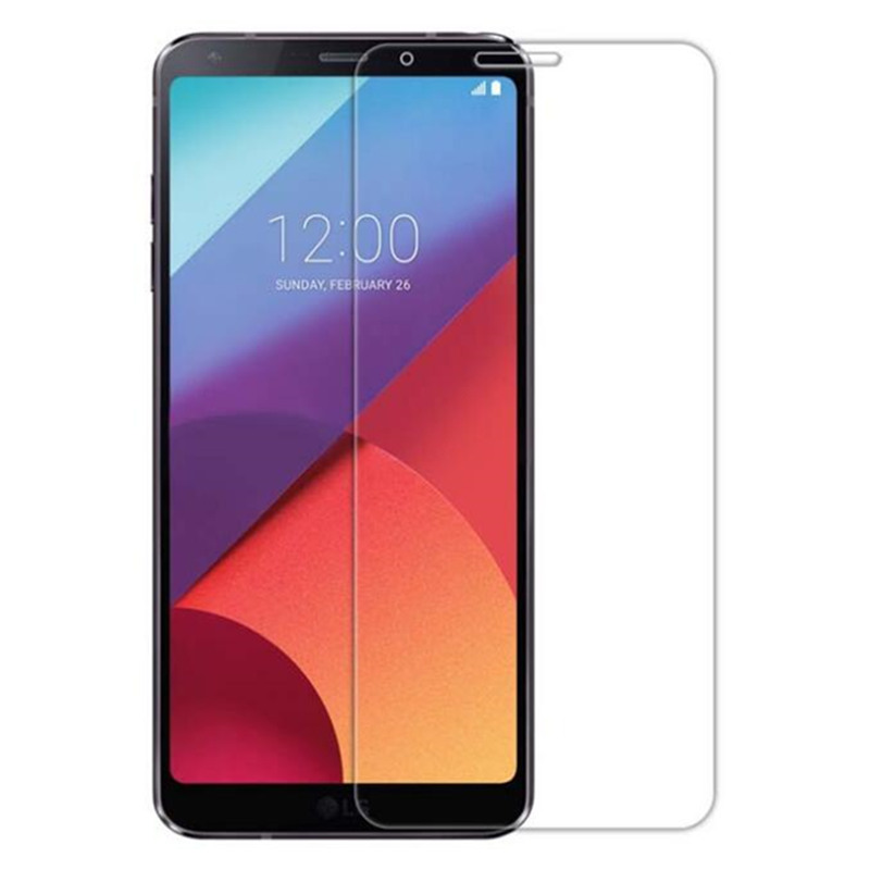 9H Tempered Glass For LG Q7 Q6 Plus Q6+ Q6 Alpha Q6a Q7A Q7+ Plus Screen Protect