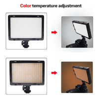 Mcoplus Air 1000B Bi Color Temperature 3200 5500K CRI/TLCI 95 Camera Photo LED Video Light for Canon Nikon Sony Fuji Camera