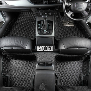 High quality mats! Custom special car floor mats for Right Hand Drive Mazda CX-3 2019-2017 waterproof rugs carpets for CX3 2018