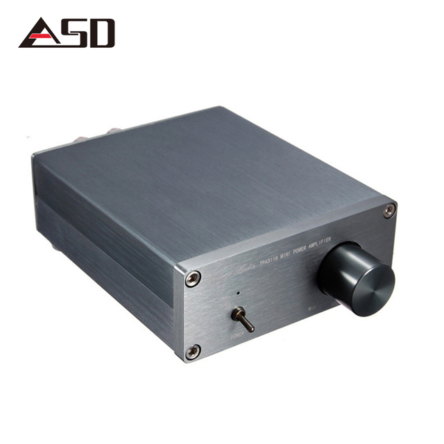 Вreeze Audio (Бриз аудио BA100 класса d аудио усилитель hifi усилитель мощности мини усилитель tpa3116 портативный усилитель звука 50 Вт усилители