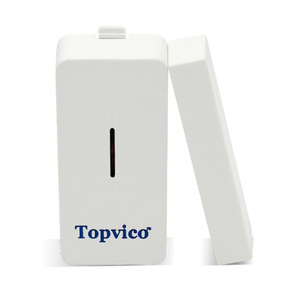 Image 2 - Topvico Z wave Door Sensor Alarm Detector Z Wave Plus Smart Home Automation Wireless House Safety Alarm System Security