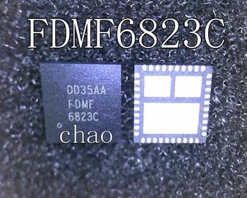 Envío gratis 10 unids/lote FDMF6823C FDMF 6823C QFN40 nuevo stock original