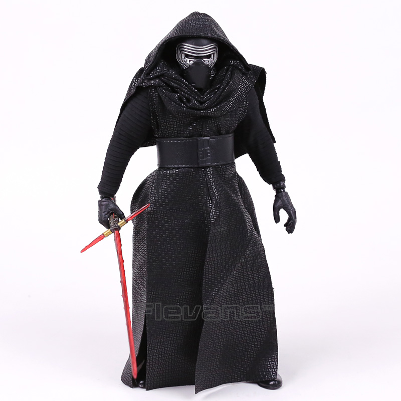Crazy Toys Star Wars The Force Awakens KYLO REN 1/6th Scale Collectible Figure Toy 12inch 30cm crazy toys star wars kylo ren figure 1 10th scale collectible toy 12 30cm