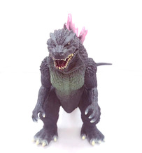 PVC Action Figures Collectible Model Cartoon Movie simulation Gojira Gomora Articles of the dinosaur monster toys цена 2017