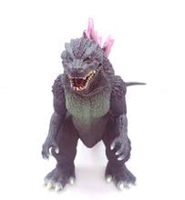 купить PVC Action Figures Collectible Model Cartoon Movie simulation Gojira Gomora Articles of the dinosaur monster toys дешево