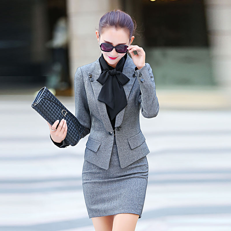 2016 New Arrival Formal Women Pant Suits Hot Sale Office Ladies ...