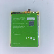 все цены на Mobile phone battery for LEAGOO T5 BT-566 battery 3000mAh Original battery 5.5inch MTK6750T for LEAGOO phone battery  BT-565 онлайн