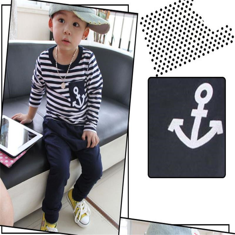 New-2017-Hot-Selling-New-Spring-Kids-Clothes-Navy-Long-Sleeve-Pullover-Striped-Sports-Suit-Casual (3)