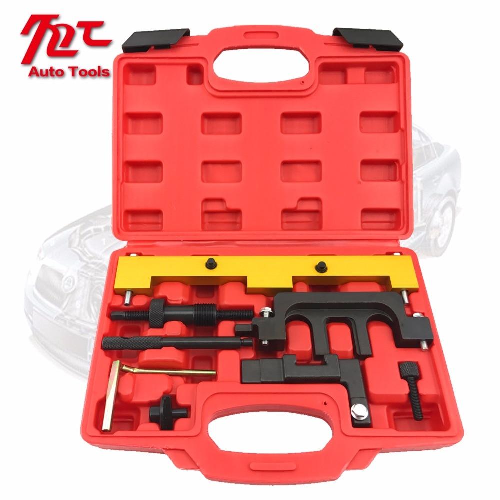 8 Pcs Camshaft Timing Tool Kit For BMW 318I 320I 316I E87 E46 E60 E9 N42