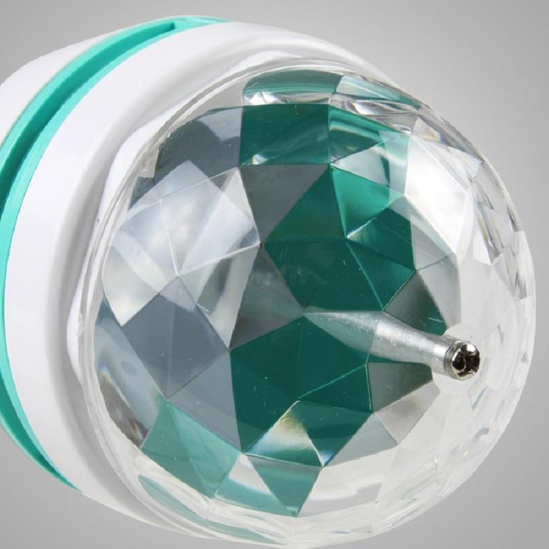 Lâmpadas Led e Tubos brightinwd ampola led rgb cristal Comprimento : 150mm