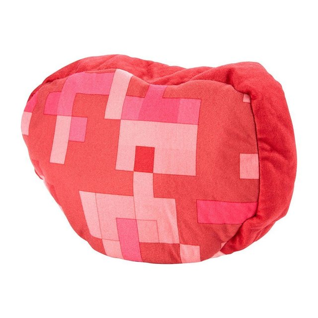 New Minecraft Brown Cow Pink Pig Reversible Plush Toys Soft Stuffed Dolls Pillow Cartoon Game Toys Children Gift