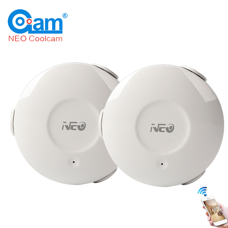 Back To Search Resultssecurity & Protection Neo Nas-ws02 2pcs/lot Wifi Smart Water Sensor/flood Sensor Home Automation Alarm System Motion Alarm Choice Materials