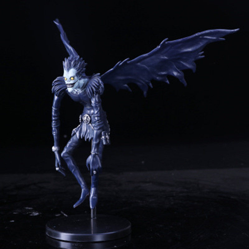 2019 New 15cm Death Note Deathnote Ryuk Ryuuku Rem 18cm-15cm Statue Figure Toy Loose New X'mas Toys For Children Kids Toys(China)