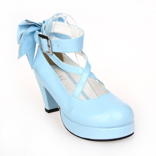 Princess sweet lolita shose Lolilloliyoyo antaina lolita shoes bow princess shoes dress shoes platform shoes 9803 cosplay