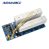 1PC 24V 36V 48V 60V 1000W 2000W 3000W 4500W Pure Sine Wave Power Frequency Inverter Board