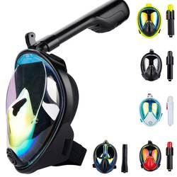 13% дешевая маска для дайвинга маска для подводного плавания подводная противотуманная полный уход за кожей лица подводное плавание маска