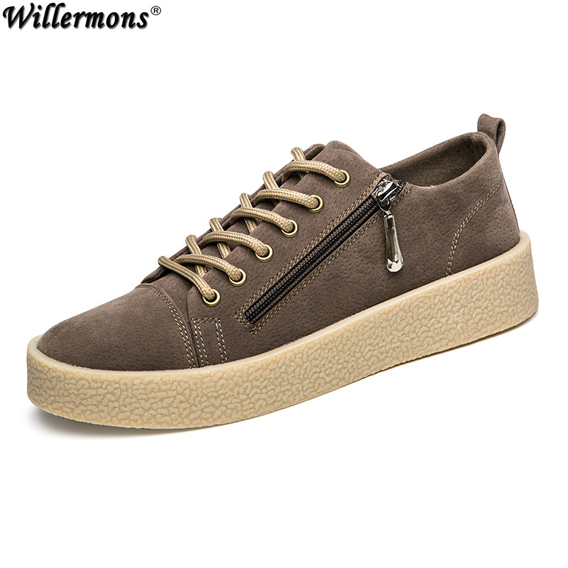 2017 Summer Men's Fashion Cow Suede Loafers Shoes Men Breathable Casual Shoes Chaussures Hombre Sapatos Masculino top brand high quality genuine leather casual men shoes cow suede comfortable loafers soft breathable shoes men flats warm