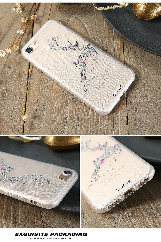 HTB1 6HCOpXXXXc.aXXXq6xXFXXXk - Christmas Phone Case For iPhone 7 6 6S Plus iPhone 5S SE 5 Cases For Samsung Galaxy S6 S7 Edge Cute Cover Accessories PTC 286