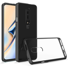 For Oneplus 7 Cover UYFRATE Slim Thin Transparent Clear Crystal Hard Back Case Funda For Oneplus 7 7 Pro 6T 6 5T