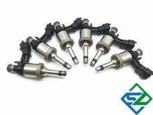 6pcs Fuel Injector Nozzle For Buick Chevrolet Traverse ACDelco 12611545 12638530 0261500056 12632255