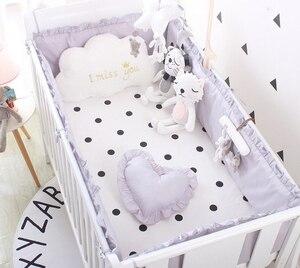 Image 5 - Ensemble de literie bébé taille personnalisée