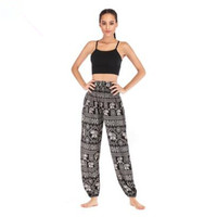 Free shipping hot sale Women's Casual cotton trousers high hip hop pants