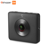 Original Xiaomi Mijia Panoramic Camera 6 Axis Anti Shake Webcam CMOS Sensor 16MP Pixels 3 5K