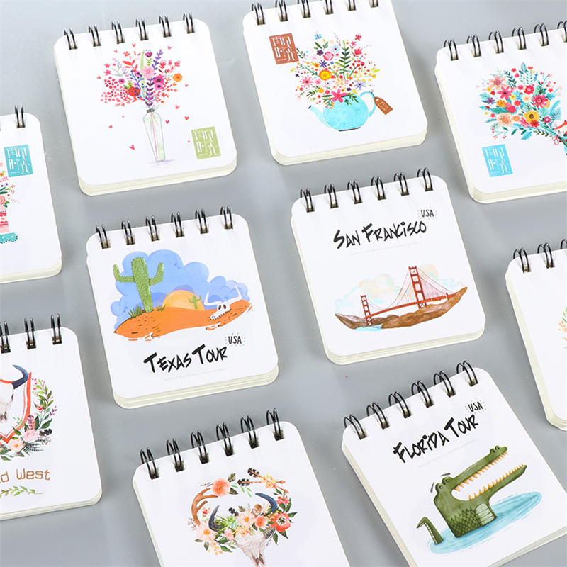 DL Creative stationery notebook Wulin small book 32K