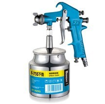 NEW HOT with original BERENT F-75S paint spray gun / furniture / wood automotive paint spray gun