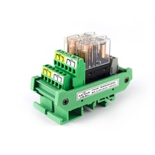 2-way relay module G2R-2 PLC amplifier board relay board relay module 24V12v compatible NPN/PNP цены