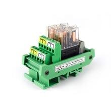 2-way relay module G2R-2 PLC amplifier board relay board relay module 24V12v compatible NPN/PNP цена и фото