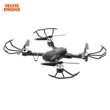 GW58 Mini Drone RC Helicopter WIFI FPV With Wide Angle HD Camera High Hold Mode Foldable Arm RC Quadcopter Pocket Drone