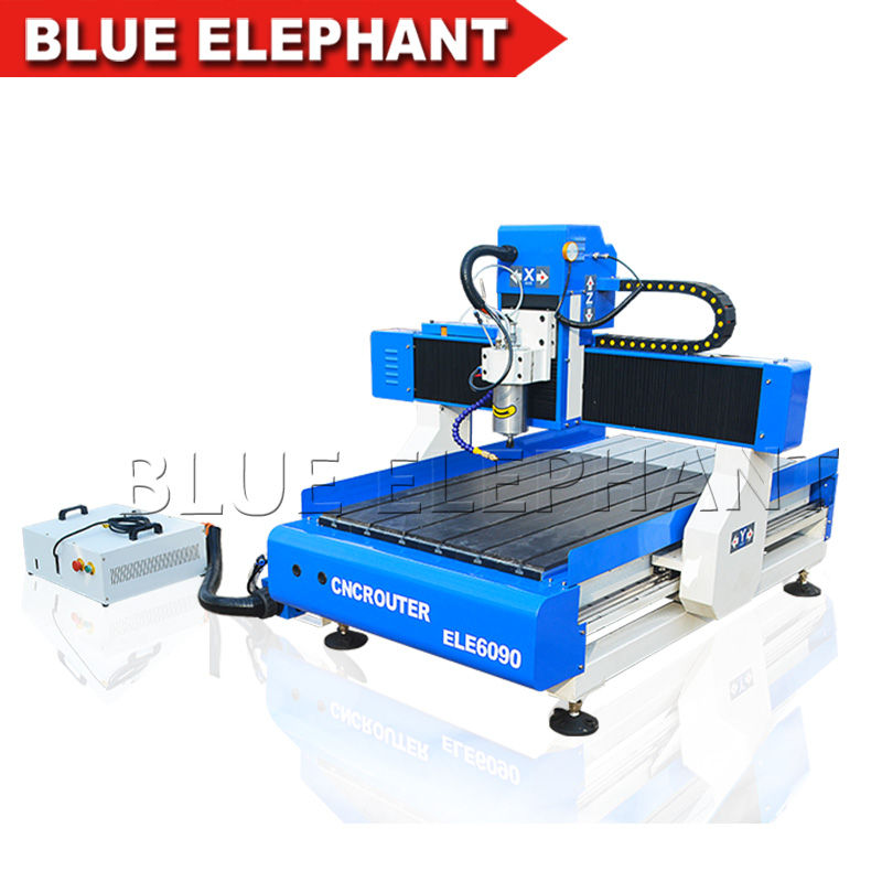 Us 3735 0 Shandong Machinery Cnc Router 6090 Small Woodworking Machine Home Business 0 Basis Cnc Machine Operators In Wood Routers From Tools On