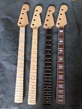 Factory sell JB/PB bass neck rosewood /maple/ebony fingerboard