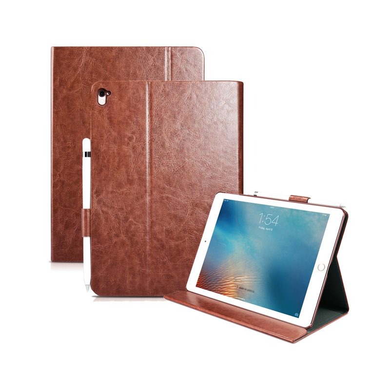 Slim Smart Case for iPad Pro 9.7 Case Cover Premium Pu Leather Stand Cover for Apple iPad pro 9.7 inch футболка wearcraft premium slim fit printio акула