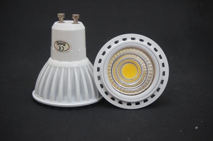 Bombillas led gu w v v led lampada ampoule led spotlight