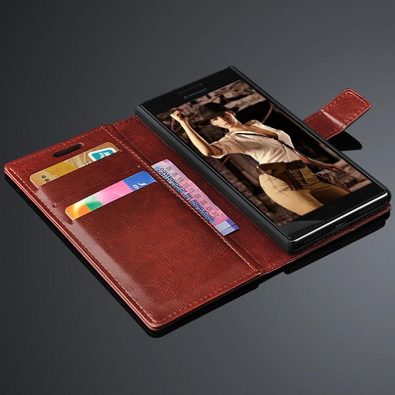 Xiaomi Redmi 3s pro case leather Funda de cuero flip de lujo para - Accesorios y repuestos para celulares - foto 4