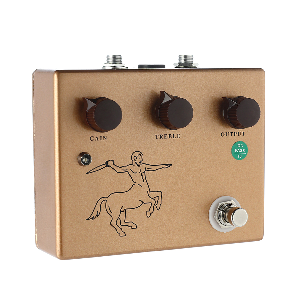 Unique Klon Hand Made Ture Bypass Overdrive Pedal Pro Vintage Electric Guitar Effect Pedal in Guitar Parts Accessories from Sports Entertainment
