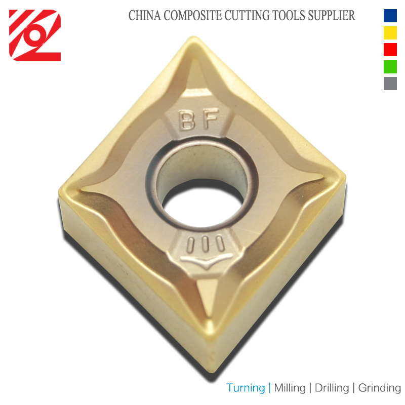EDGEV utensili per tornio CNC inserto in metallo duro CNMG120404 - Macchine utensili e accessori - Fotografia 3