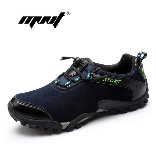 New Fashion High Quality Men Casual Shoes Waterproof Suede Leather Outdoor Shoes Trekking Shoes Zapatillas Deportivas
