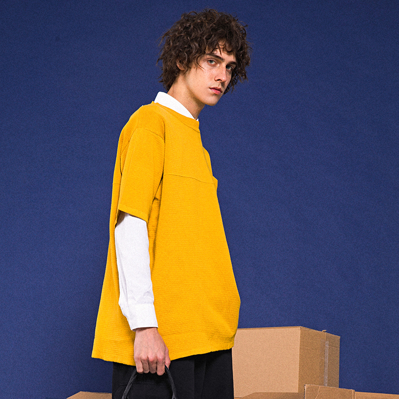 2018 Summer Mens T Shirt hip hop Short Sleeve T Shirt Mens Clothing Trend Casual Oversized size Hip-Hop Top Tees Streetwear