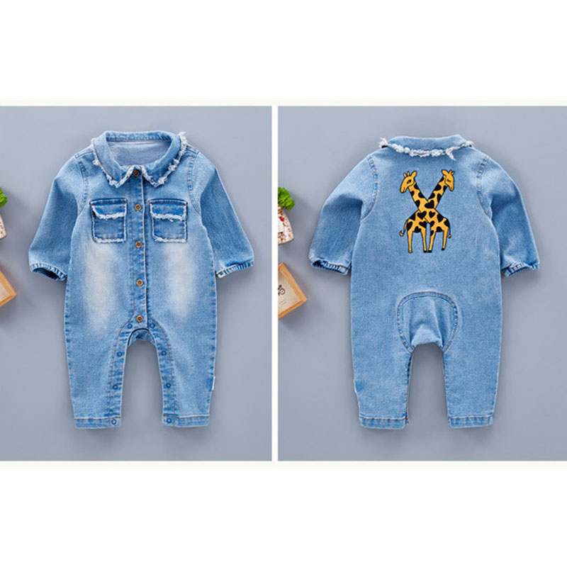 7e46873f81d2 Sodawn Infant Clothes Unisex Baby Clothing Long Sleeve Jumpsuits