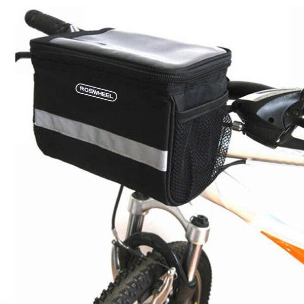 Us 799 48 Offroswheel Fahrradtasche Mtb Rennrad Fahrrad Lenkertasche Im Freien Radfahren Vor Korb Pannier Rahmen Packtaschen In Roswheel