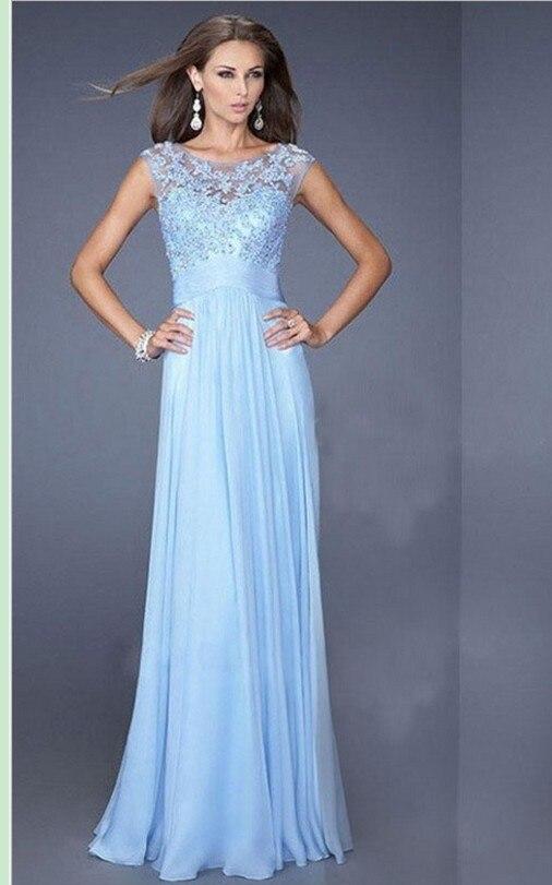 Nice long dresses for cheap