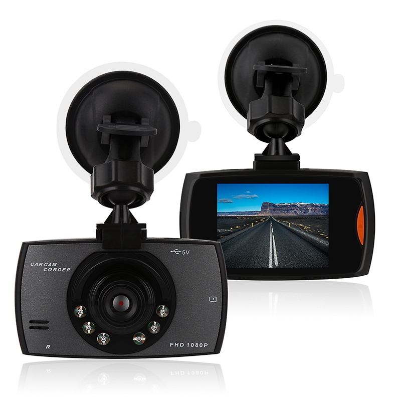Geartronics Car Camera Recorder 2.4 Car DVR Full HD 1080P G30 With Motion Detection Night Vision G-Sensor Dash Cam CSL2017 full hd 1080p vehicle blackbox dvr with g sensor